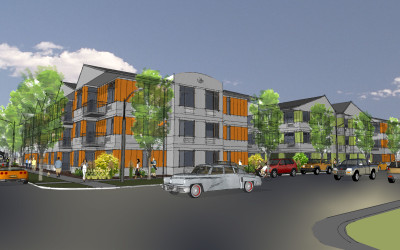 Demand for affordable housing outstrips supply along Lakewood's W-Line