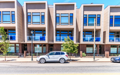 St. Charles Town's Chroma Townhomes Featured in Denver Post