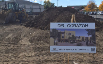 St. Charles Breaks Ground in Westwood on 197 Affordable Units