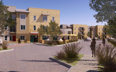 St. Charles Town Breaks Ground on Affordable Housing Complex