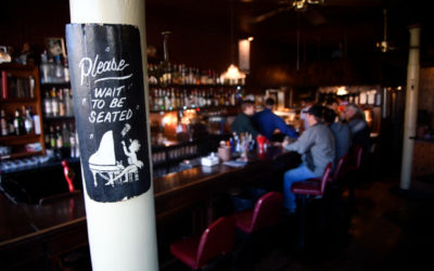 Long-time My Brother's Bar waitress and entrepreneur son hope to preserve iconic bar as new owners
